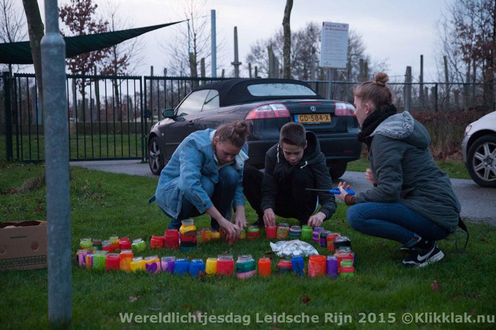 Wereldlichtjesdag Leidsche Rijn 2015